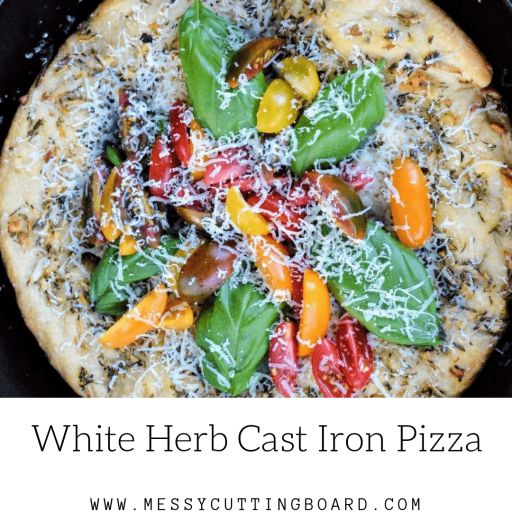 White Pizza Feature