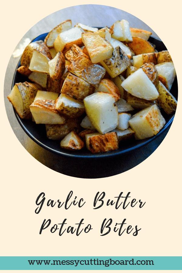 Garlic Butter Title