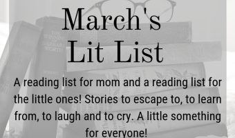 March Lit List Feature