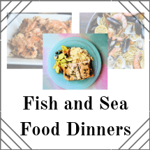 Fish and Seafood Dishes