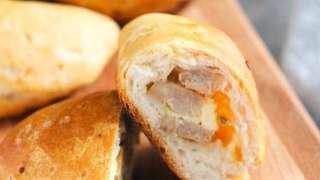 Sausage & Egg Breakfast Hot Pockets
