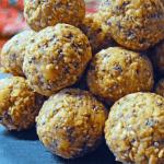 Feature Image Apple Turmeric Spice Energy Balls