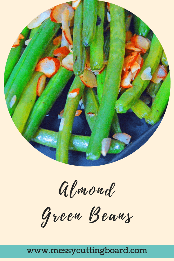 Title Image Almond Green Beans