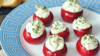 Herb Cheese Peppadew Sweet Peppers