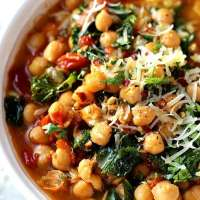 Instant Pot Chickpea Stew | Garden in the Kitchen
