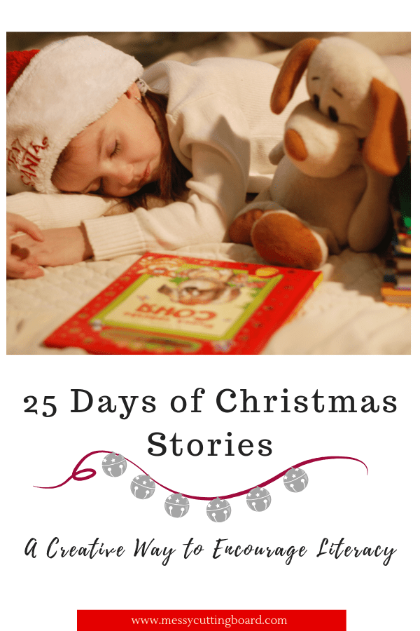 Title for 25 Days of Christmas Books