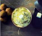 Feature image for Buttery Golden Potatoes