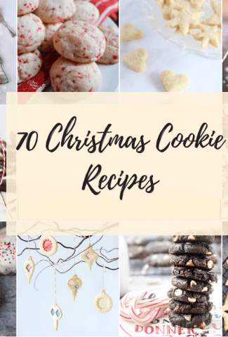 Feature Christmas Cookies