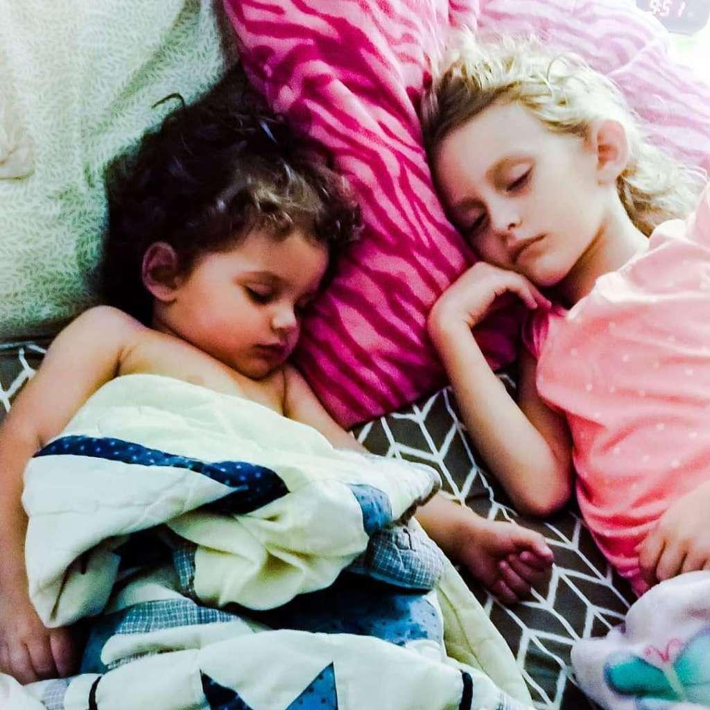 Sweet dreams children