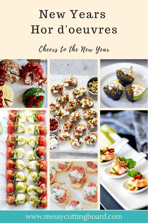 Title For New Year Hor d'oeuvres