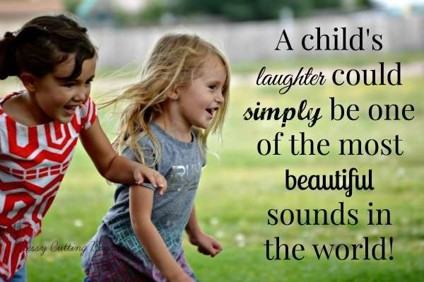 Child Laughter Quote Our Autism Story