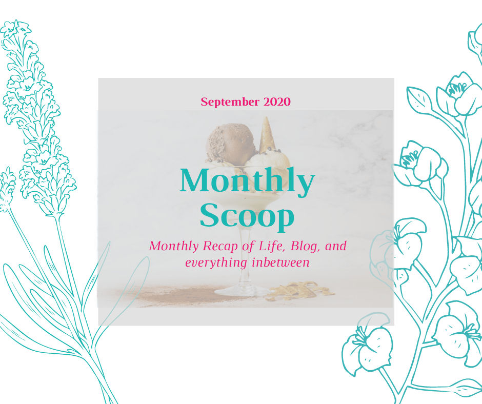 Title image for Sep 2020 Monthly Scoop