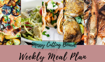 Week #1 Meal Plan sneak peek lineup