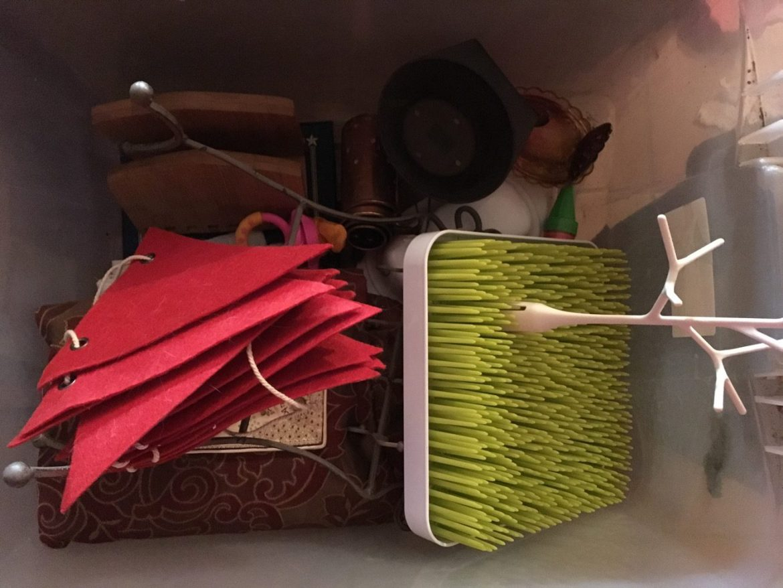 minimalism sickness - purge box