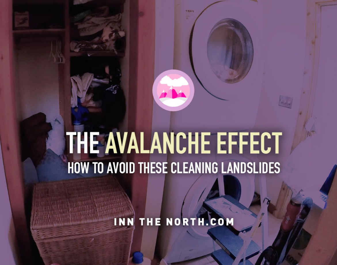 The Avalanche Effect | Avoiding The Cleaning Landslides