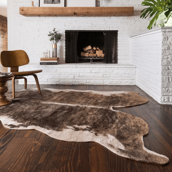 messy-minimalist-shop-rug-faux-cowhide