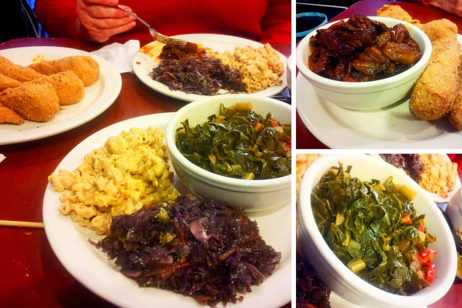 Soul Food Restaurants Baltimore