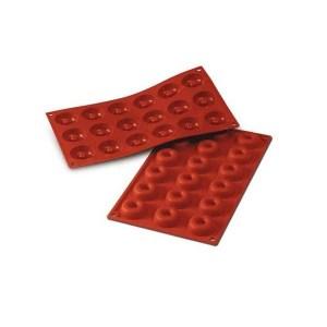 Silikomart - Stampo in silicone Mini Savarin SF010