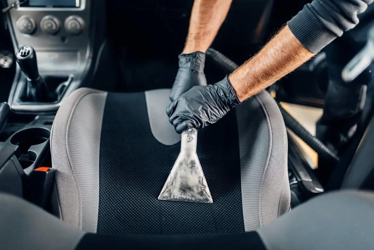 Higienização de Carros