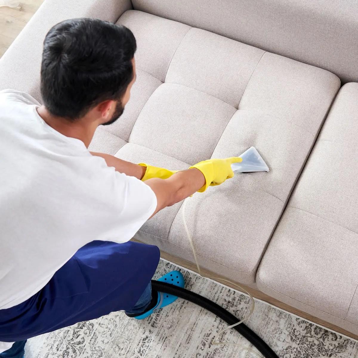 Limpeza de Estofados - Limpeza de Sofá - Mestres do Sofá