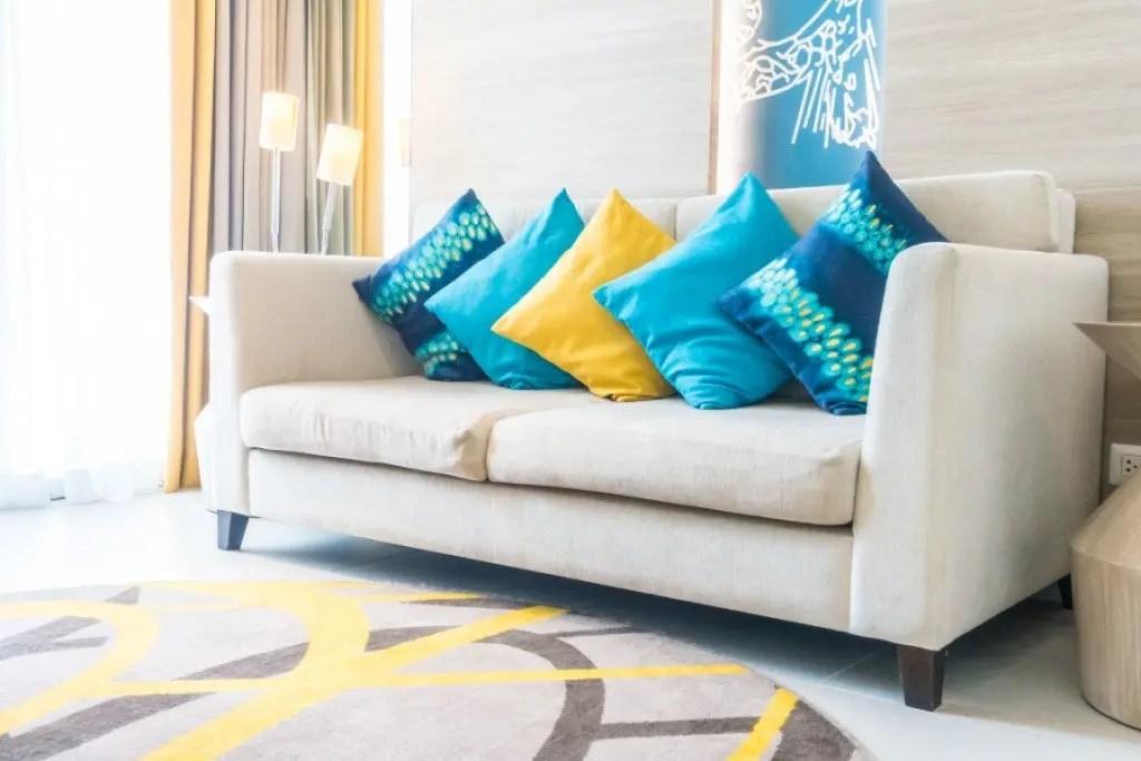 limpeza de sofa em sumare