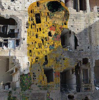kiss_klimt_syria