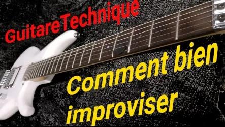 Impro : que veut dire improviser