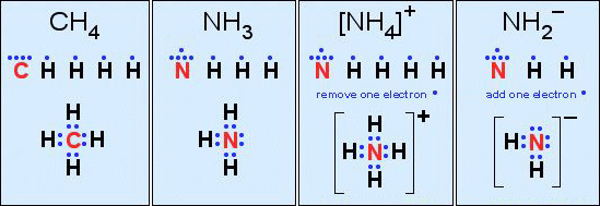 Ion Nh Lewis Structure