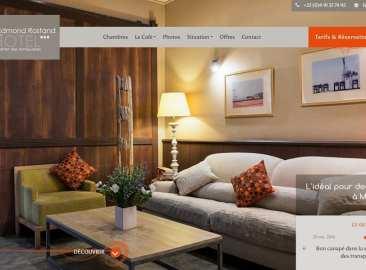 Hotel Marseille Edmond Rostand