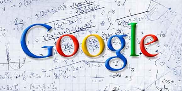 Algorithme Google