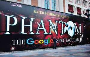 Phantom 4 update qualité Google