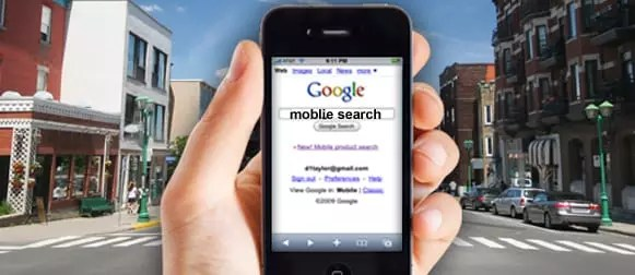 Index mobile de la recherche Google