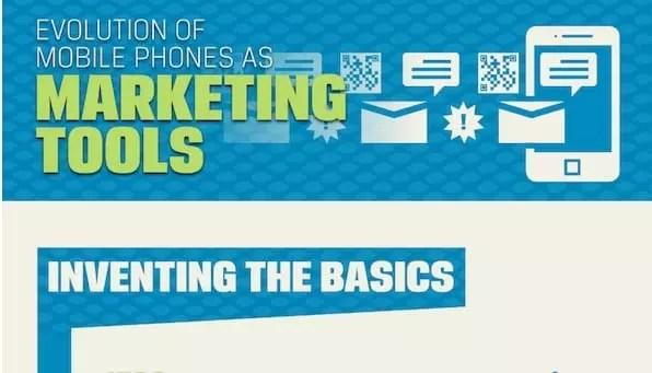 Outils de marketing Mobile