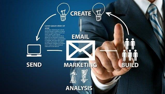 L'Email Marketing vous permet d'envoyer des campagnes d'Emailing très ciblées comme pour des campagnes de newsletter en utilisant le Marketing Automation