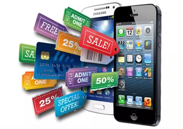 Le marketing Mobile base du marketing local