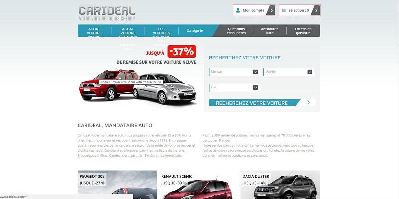 Créer un site internetautomobile pour les concessions