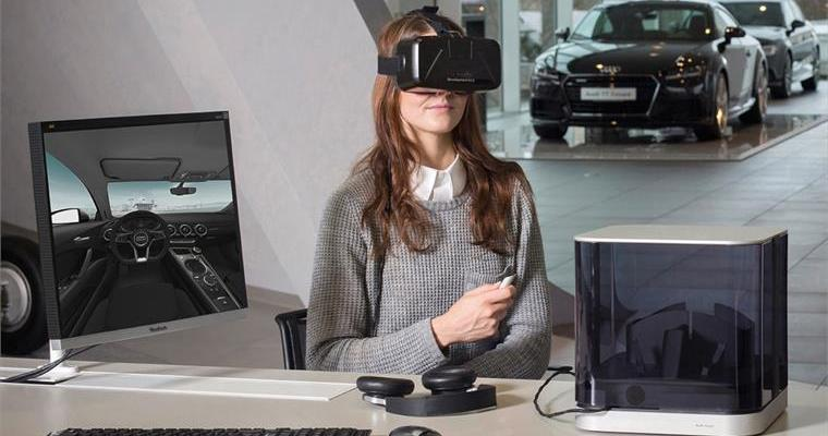 L'expérience digitale perturbe l'industrie automobile