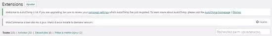 plugins dans wordpress