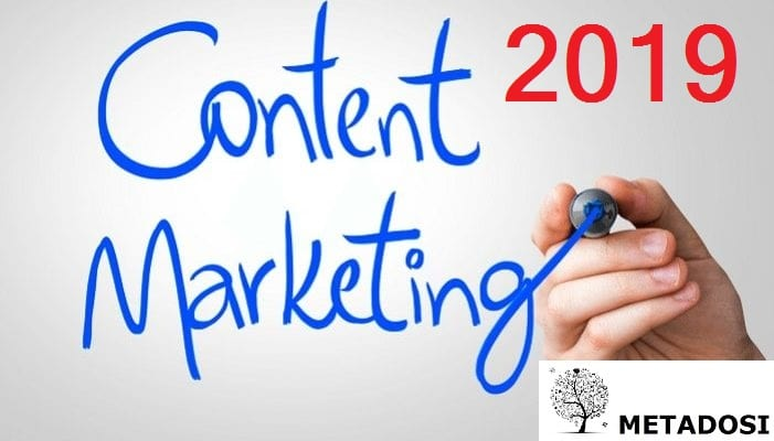 Tendances du marketing de contenu à surveiller en 2019