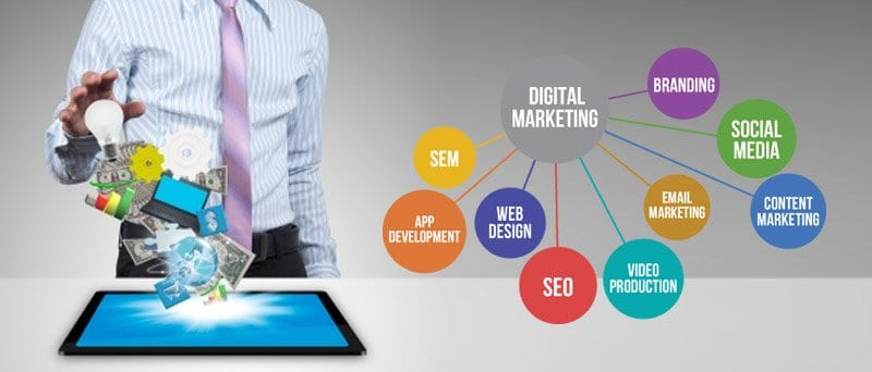 Agence marketing internet