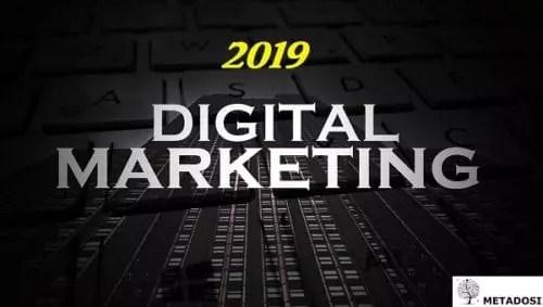 6 tendances de marketing digital révolutionnaires pour 2019