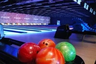 image d'une piste de bowling