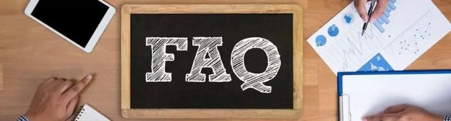 FAQ Marketing Internet et Création de site Web