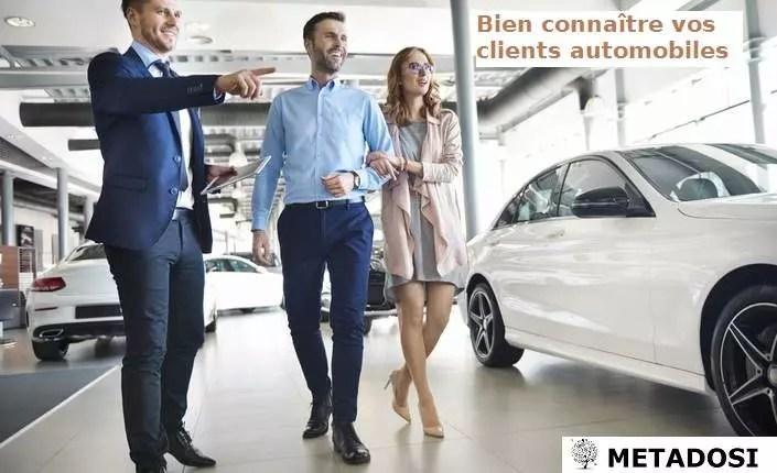 Bien connaître vos clients automobiles