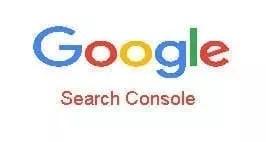 Logo de la console de recherche Google