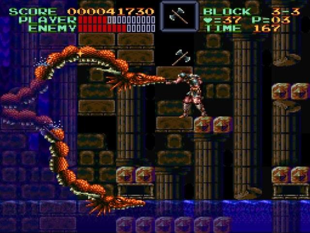 Game Retrô - Super Castlevania IV 4 3