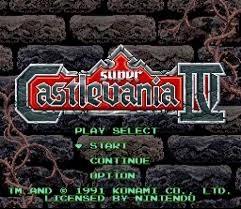 Game Retrô - Super Castlevania IV 4 9