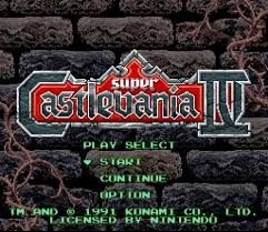 Game Retrô - Super Castlevania IV 4 9