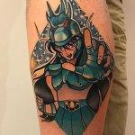 Top 10 Tatuagens de Cavaleiros do Zodíaco