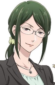 Os personagens de Wotaku Ni Koi Wa Muzukashii